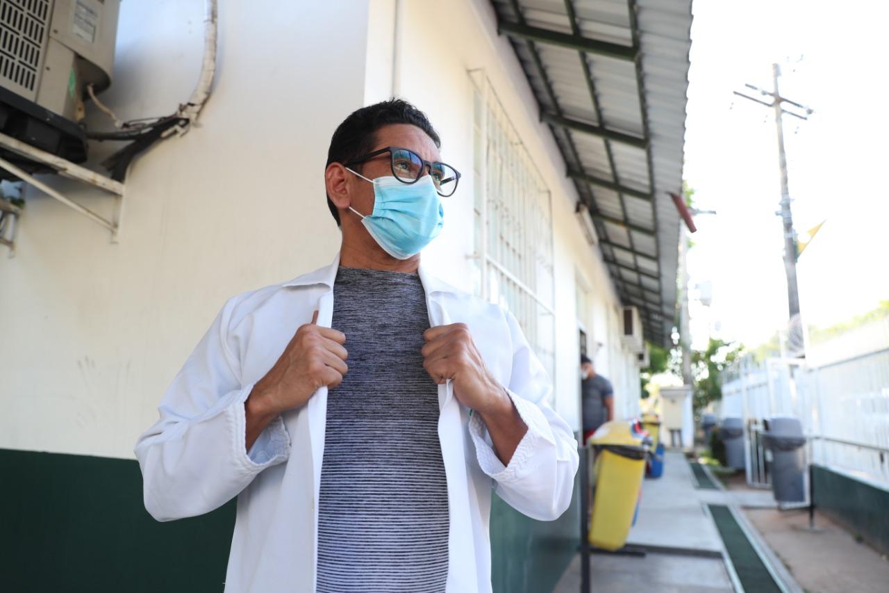 Farmacêutico Anderson Correa