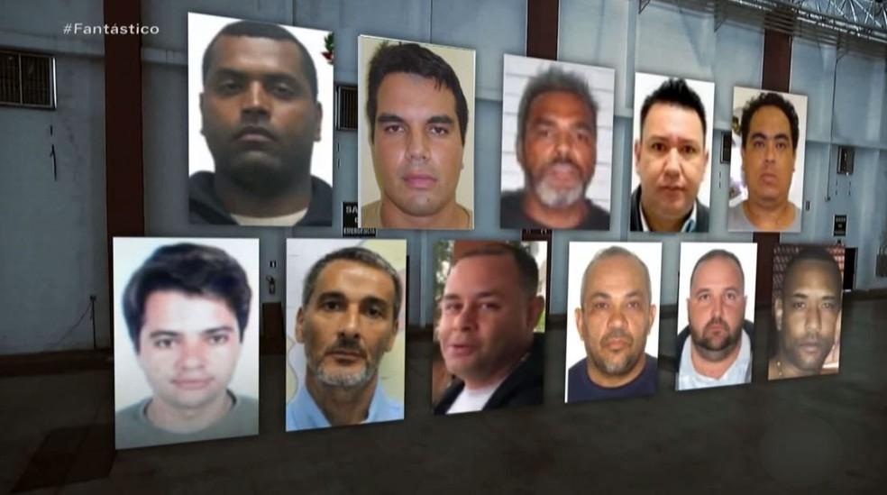 Dos 22 criminosos mais procurados, 11 receberam auxílio emergencial, segundo levantamento do Fantástico