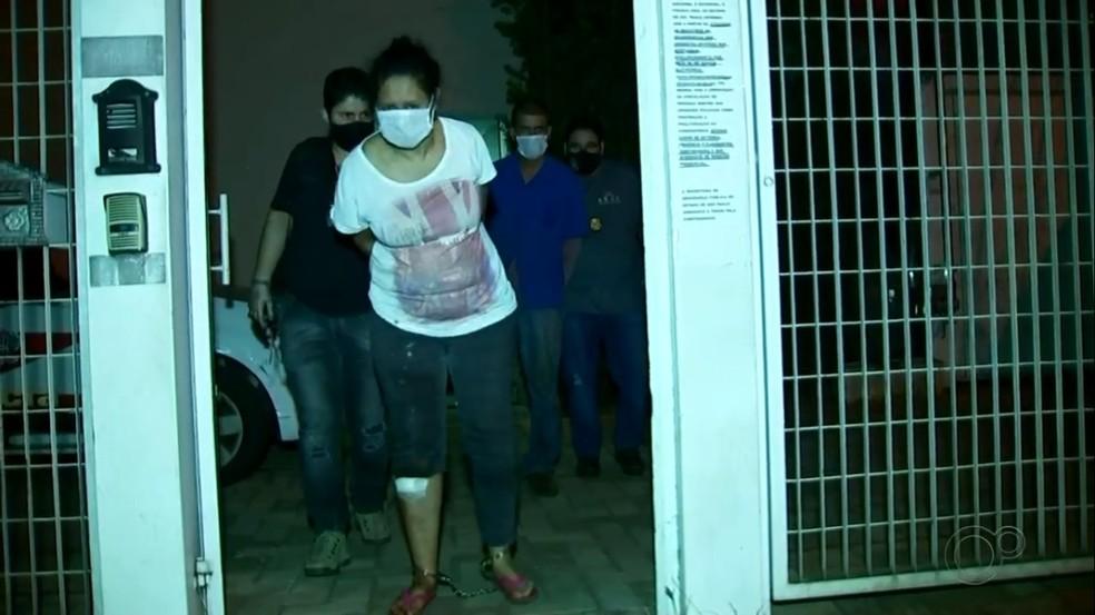 Suspeitos foram transferidos para carceragem da DEIC em Rio Preto