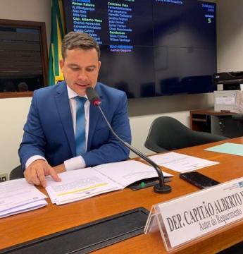 Impactos da privatização da Amazonas Energia foi discutida em audiência presidida pelo deputado federal Capitão Alberto Neto