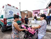 Programa 'Melhor em Casa' possibilitou a desospitalização de 379 pacientes em dez meses