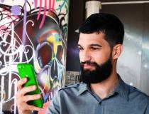 Barbas tendem a ser mais limpas do que o celular