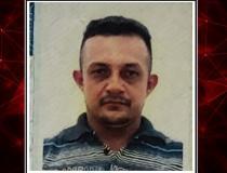 Polícia pede o apoio da população para localizar homem condenado por adulterar placa e chassi de veículos