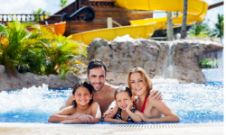 Punta Cana se torna o destino ideal para o turismo familiar