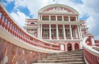 Portal da Cultura oferece aulas do 'Praticarte' e visita virtual em 360 graus ao Teatro Amazonas