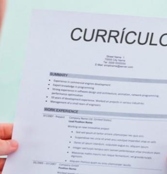 Confira sete erros que o profissional nunca pode cometer no seu currículo