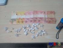Dupla é presa por tráfico de drogas na Zona Norte