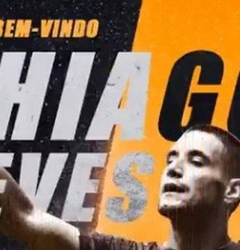 Thiago Neves fecha com o Sport após acordo frustrado com Atlético-MG