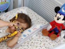 Criança, que luta contra doença degenerativa, é sorteada para receber remédio de R$ 12 milhões