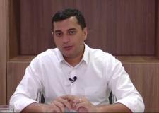 Vídeo: Governador Wilson Lima conversa e responde dúvidas da população