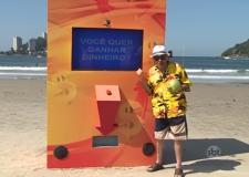 Câmera Escondida: Máquina de dinheiro na praia
