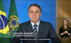 Pronunciamento Oficial do Presidente da República, Jair Bolsonaro