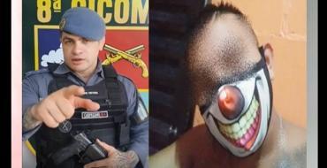 Vídeo: Capitão da polícia militar manda recado para agressor de criança