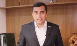 Wilson Lima fala sobre operação da Polícia Federal; veja vídeo