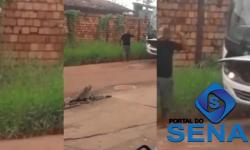 Valentão é nocauteado após humilhar motorista; veja vídeo