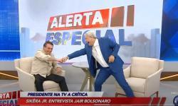 Perdeu a entrevista de Bolsonaro para o Sikêra Jr.? Assista agora!
