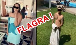 BAIXARIA.COM: homem flagra esposa com 'amigão' na maior intimidade; vídeo