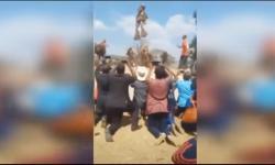 VERDADE ou FAKE? Sikêra mostra vídeo de homem voando em ritual africano; veja