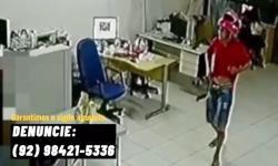 PC-AM solicita colaboração na divulgação da imagem de homem procurado por homicídio; veja vídeo do crime