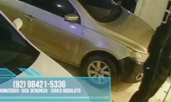 Câmeras registram assassinato de sargento em Manaus; veja vídeo