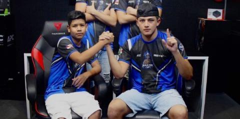 Amazoncripz joga a final da Liga Brasileira de Free Fire e está a um passo da elite