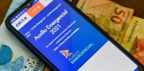 Caixa antecipa pagamento de terceira parcela do auxílio emergencial