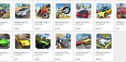 Aplicativos falsos disfarçados de jogos alcançam 560 mil downloads no Google Play
