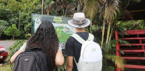 Parque Sumaúma fecha para manutenção no feriado e volta a funcionar no fim de semana com programação gratuita