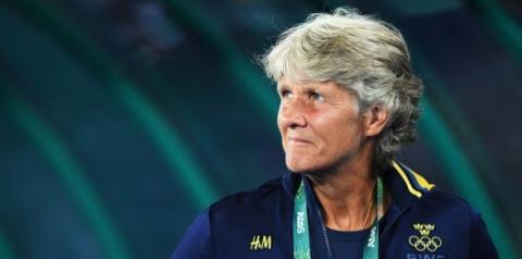 Pia Sundhage é a nova treinadora da Seleção Brasileira de Futebol Feminino
