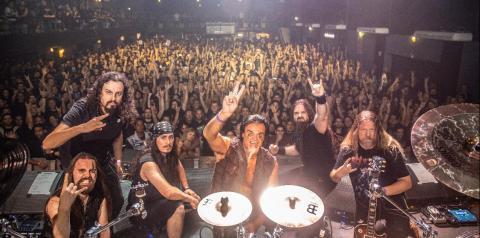 Armored Dawn se destaca no Rock Internacional e fará show no Rock in Rio, nessa sexta feira (04/10)