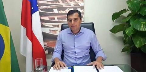 Wilson Lima anuncia  auxílio alimentação para todos servidores da ativa