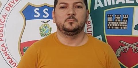 'Chester' é preso após aplicar golpe do 'chapolin', em Manaus
