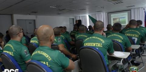 Polícia Militar aperfeiçoa policiais em defesa do meio ambiente no Amazonas