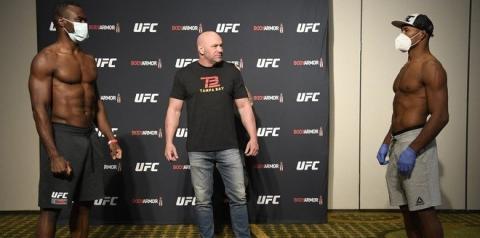 Choque de realidade. Jacaré fora do UFC 249. Coronavírus