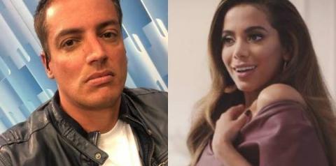 Leo Dias diz que Anitta marcou 'encontro sexual' com Luan Santana para 'alavancar carreira'