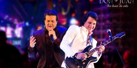 Próxima Live Sertaneja será com a dupla Don e Juan de Belo Horizonte