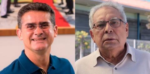 Alta rejeição de Amazonino pode garantir eleição de David no segundo turno