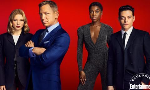 '007 - Sem tempo para morrer' é adiado mais uma vez e deve estrear em outubro; trailer oficial