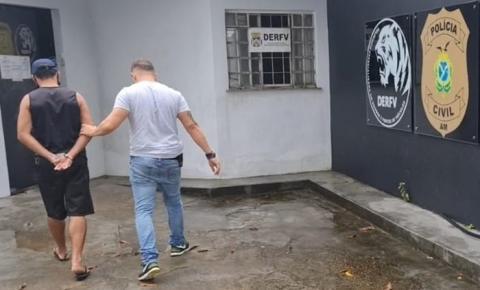 DERFV prende homem por receptação qualificada no momento em que tentava negociar a venda de uma motocicleta roubada em Manaus.