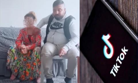 Pai que abusou da filha em vídeo do TikTok é preso na Turquia; veja o vídeo
