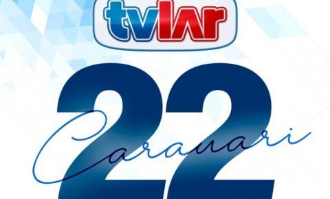 TVLAR inaugura em Carauari desafiando a crise econômica.
