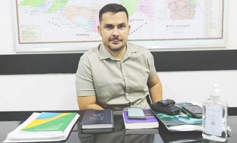 Capitão Alberto Neto aciona DNIT para cobrar retomada das obras do Porto de Parintins