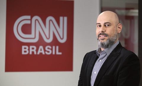 Douglas Tavolaro deixa a presidência da CNN Brasil
