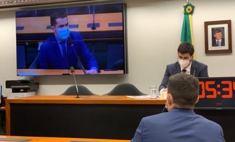 Covid-19: Capitão Alberto Neto defende vacinação e planejamento para enfrentar terceira onda da doença no Estado