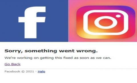 Instagram e Facebook apresentam instabilidade