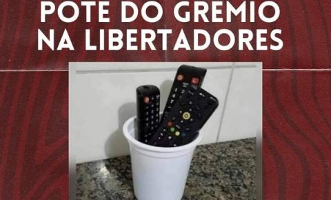 Libertadores do sofá e suco para Renato: veja memes da queda do Grêmio para o del Valle