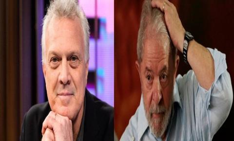 Bial diz que só entrevistaria Lula com detector de mentiras
