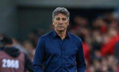 Renato Portaluppi escreve carta de despedida após saída do Grêmio: