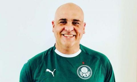 Marcos faz piada após mais um pênalti perdido pelo Palmeiras