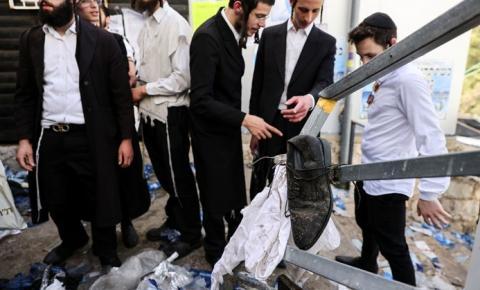 Tumulto em festival religioso faz 44 mortos no norte de Israel; vídeo